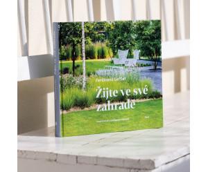 Roční předplatné Naše krásná zahrada + Kniha Žijte ve své zahradě