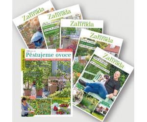 Roční předplatné Naše krásná zahrada speciály 2020 se slevou 20%